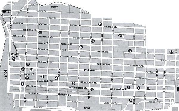 Monroe-Map